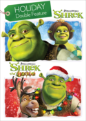 Shrek / Shrek the Halls - Holiday Double Feature