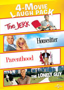 4-Movie Laugh Pack: The Jerk / Housesitter / Parenthood / The Lonely Guy