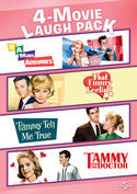 4-Movie Laugh Pack: If a Man Answers / That Funny Feeling / Tammy Tell Me True / Tammy and the Doctor