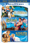 The Road to El Dorado / Sinbad: Legend of the Seven Seas / Joseph: King of Dreams Triple Feature