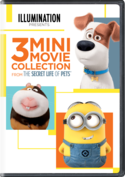 The Secret Life of Pets: 3 Mini-Movie Collection