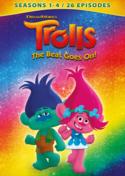 Trolls: The Beat Goes On! - Seasons 1 - 4