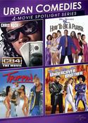 Urban Comedies 4-Movie Spotlight Collection