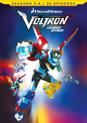 Voltron: Legendary Defender - Seasons 3 - 6