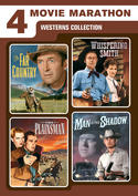 Westerns Collection (The Far Country / Whispering Smith / The Plainsman / Man in the Shadow)