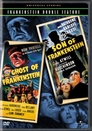 The Ghost of Frankenstein / Son of Frankenstein Double