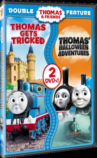 Thomas & Friends: Thomas Gets Tricked / Thomas' Halloween Adventures Double Feature