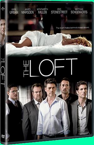 The Loft Movie Cast