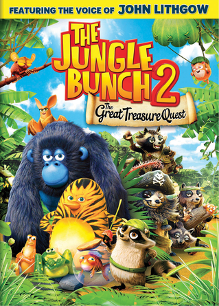 The Jungle Bunch 2