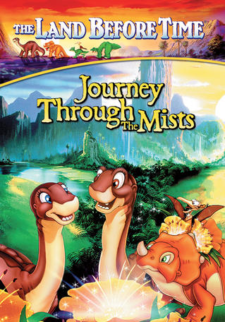 Land Before Time: Journey through the Mists