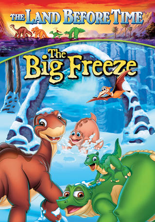 The Land Before Time - The Big Freeze