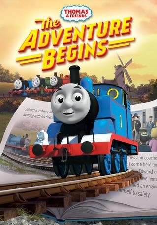 Thomas & Friends: Adventure Begins