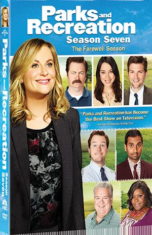 Parks and Recreation: Season Seven - The Farewell Season