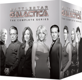 Battlestar Galactica The Complete Series