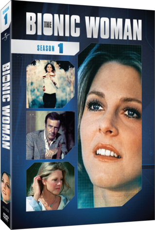 Bionic Woman Season 1
