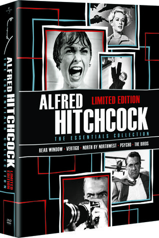 Alfred Hitchcock The Essential Collection