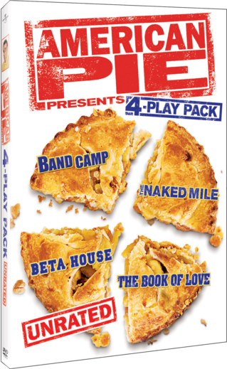 American Pie Presents 4-Play Pack