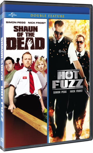 Shaun of the Dead/ Hot Fuzz Double Feature