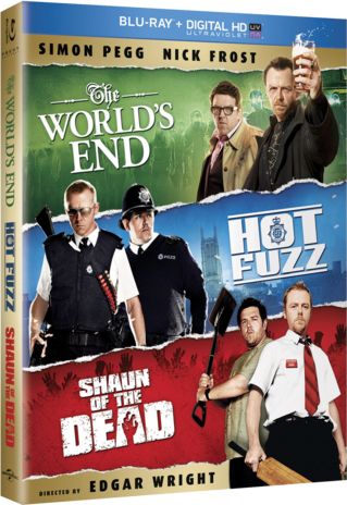 he World's End / Hot Fuzz / Shaun of the Dead Trilogy