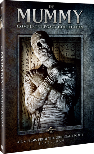 The Mummy Complete Legacy Collection