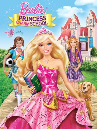 Barbie in Princess Charm School