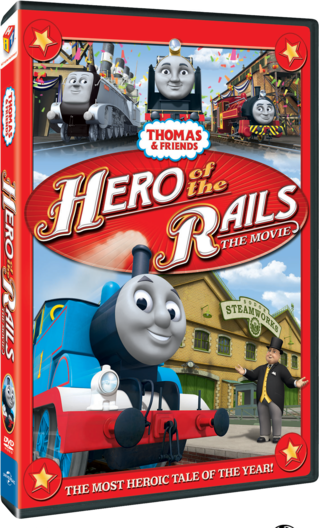 Thomas & Friends Hero of the Rails