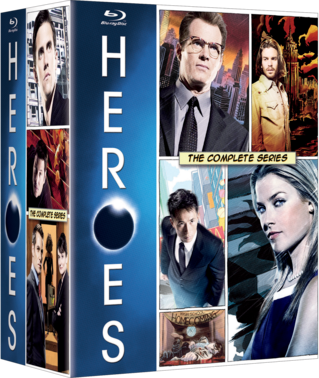 Heroes The Complete Series