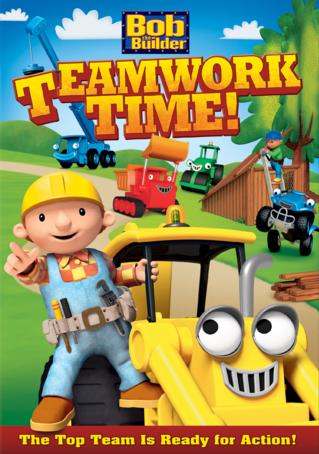 Bob the Builder Teamwork Time!