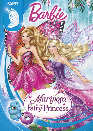Barbie: Mariposa & The Fairy Princess