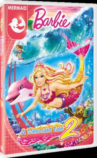 Barbie: A Mermaid Tale 2