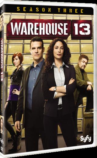 Warehouse 13 Season Three