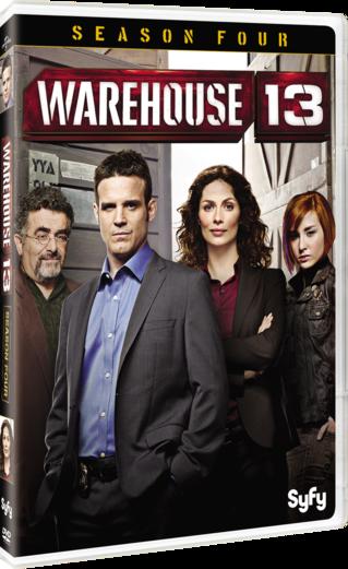 Warehouse 13 Season Four