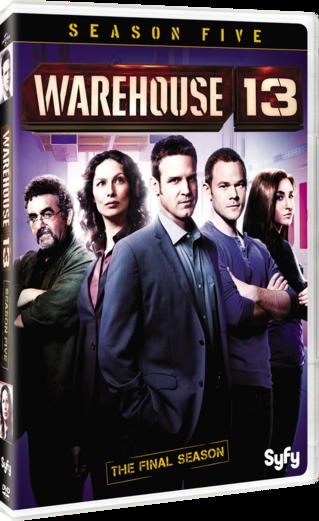 Warehouse 13 Season Five