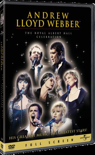 Andrew Lloyd Webber: The Royal Albert Hall Celebration
