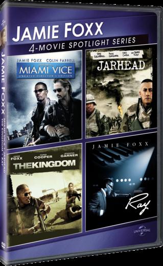 Jamie Foxx 4-Movie Spotlight Series