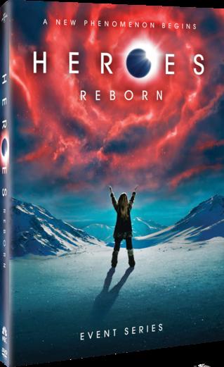 Heroes Reborn Event Series