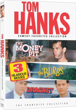Tom Hanks Comedy Favorites