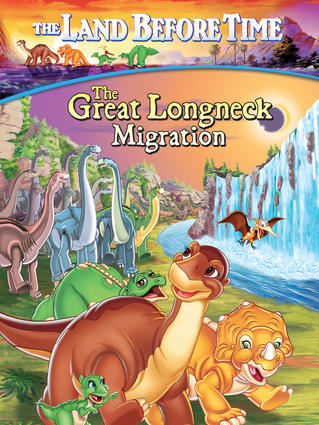 The Land Before Time The Great Longneck Migration