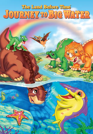 The Land Before Time Journey to Big Water
