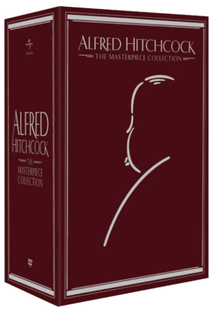 Alfred Hitchcock The Masterpiece Collection