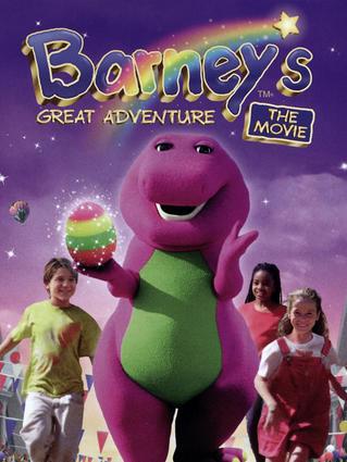 Barney's Great Adventure
