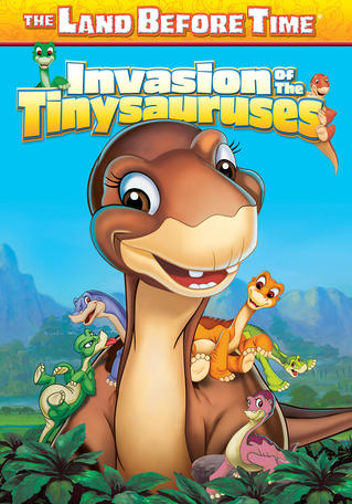 The Land Before Time Invasion of the Tinysauruses