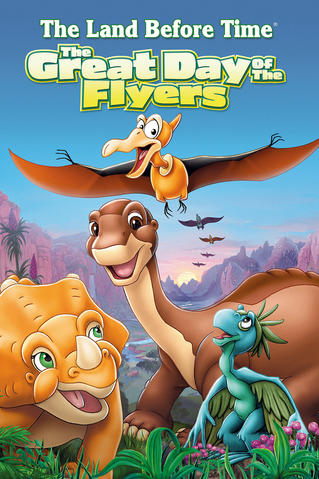 The Land Before Time The Great Day of the Flyers
