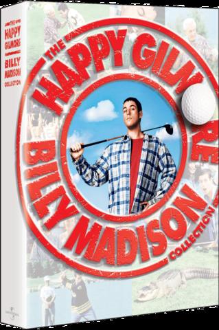 Happy Gilmore/Billy Madison