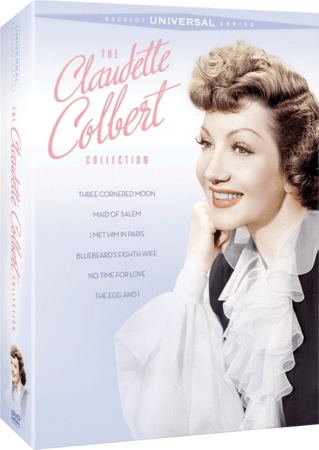 Claudette Colbert Collection
