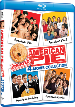American Pie Unrated 4-Movie Collection