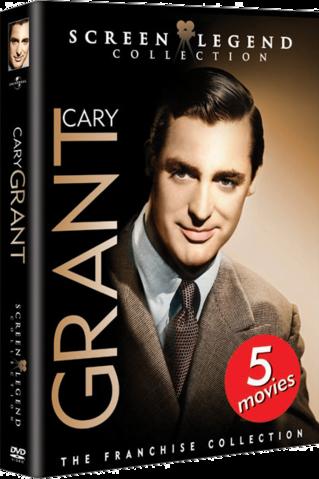 Cary Grant Screen Legend