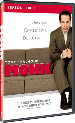 Monk: Season Three