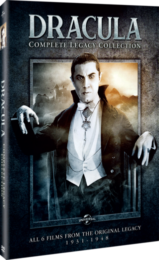 Dracula: Complete Legacy Collection