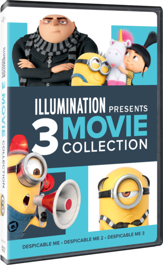 Illumination Presents 3 Movie Collection